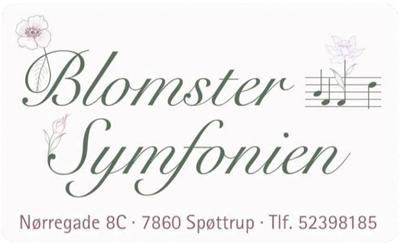 Blomster Symfoniens logo