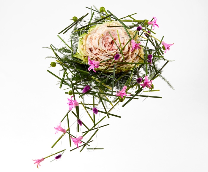 Syet rose i rosa
