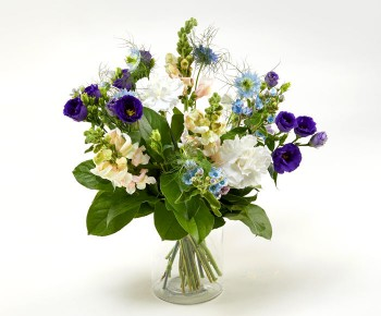 Hypermoderne Send flotte blomster til ham du holder af, fra Bloomit MY-98