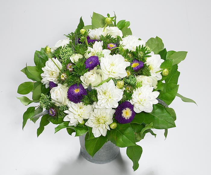 Image of   Bestil blomster online, Blomsterflor