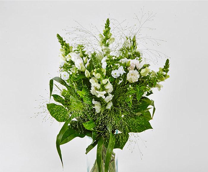Image of   Blomster til døren - Høj buket