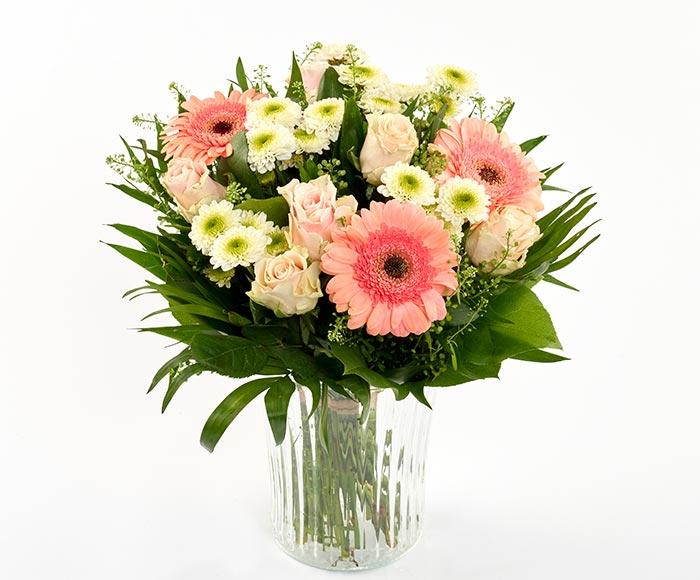 Vidunderligt blomsterflor