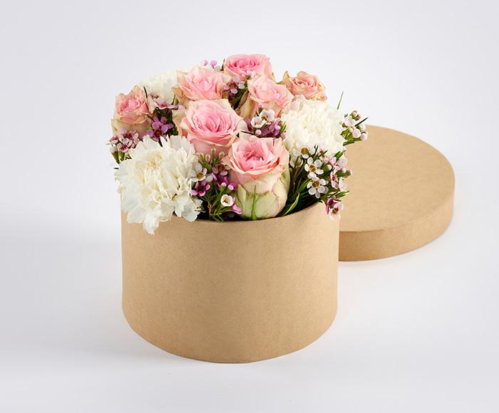 Blomsteræske, floristens valg