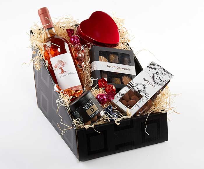 'Jeg elsker dig' gavekassen