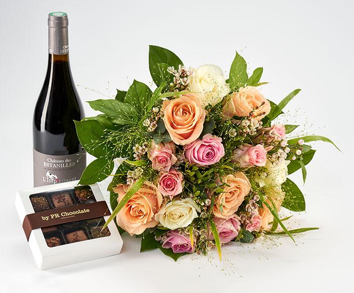 Blomstrende valentinsgave