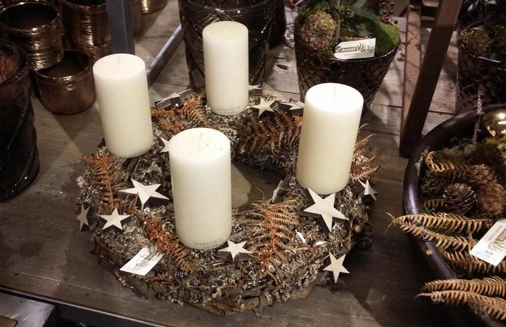 adventskrans tradition