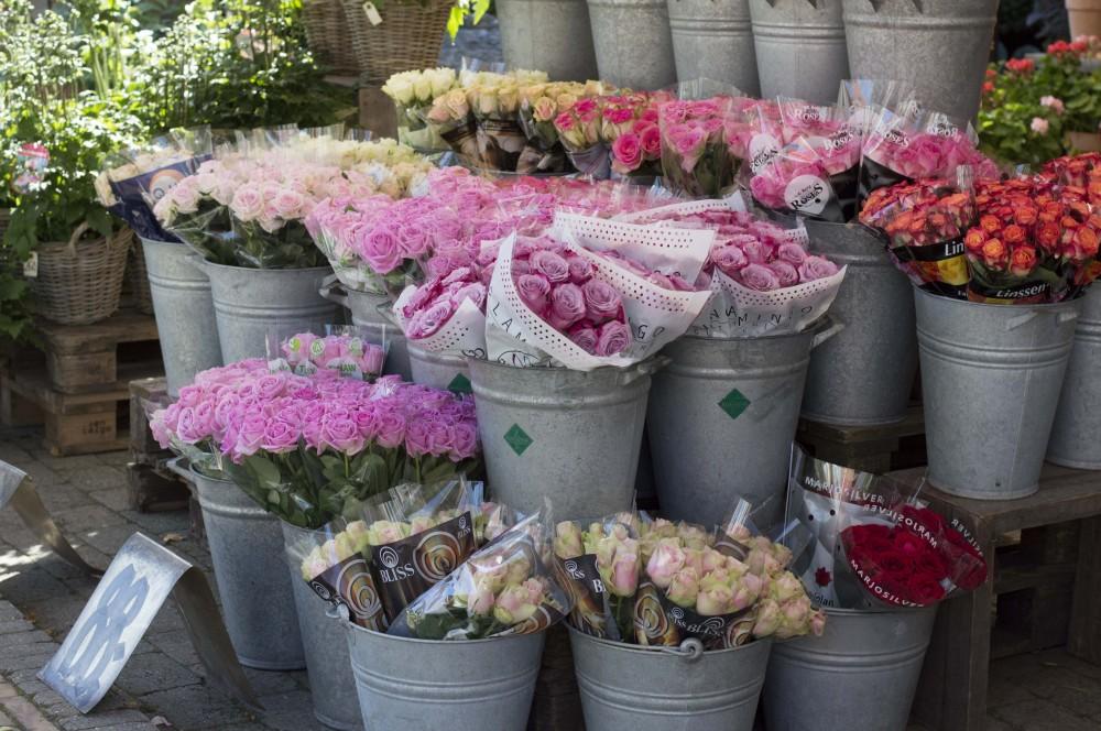 Hvordan holder afskårne blomster sig bedst?