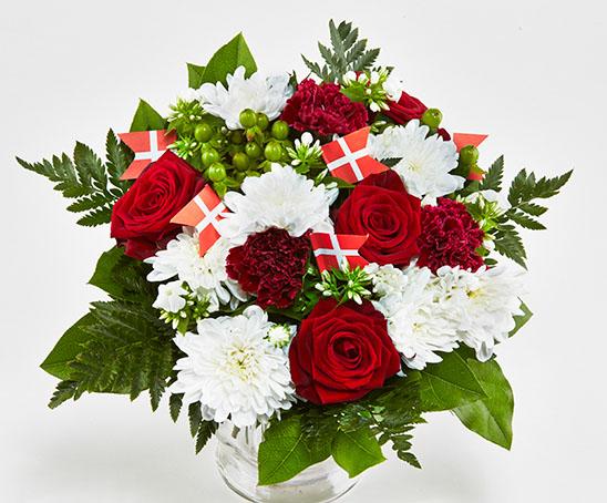 Fodselsdag Fejr Dagen Med Blomster Med Bloomit