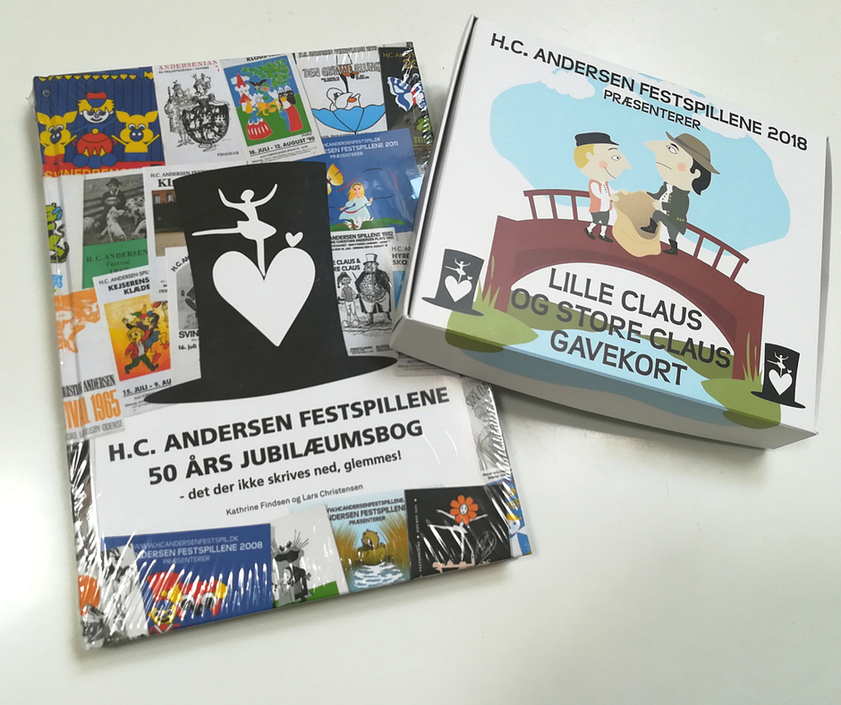 Vind fribilletter til H.C. Andersen Festspillene